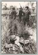 massacre of Thai villagers by Khmer Rouge