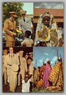 visit of King Baudoin to the Belgian Congo