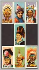 Head-Dresses of the World