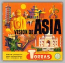 album Vision de Asia by Spanish company Chocolates Torras