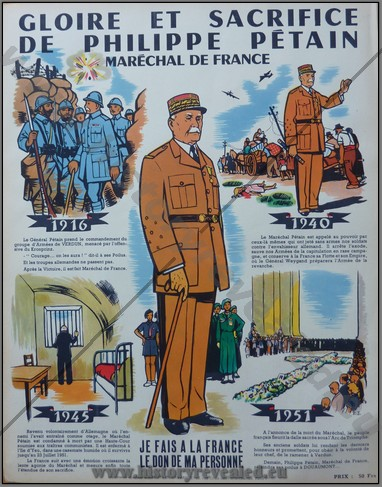 Vichy/ Free France and Lead up